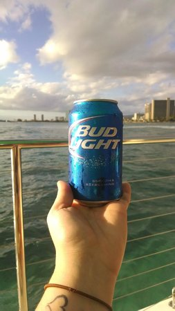 Maita'i Catamaran: all you can drink