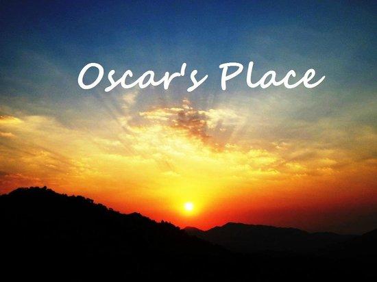 Sunset at Oscar's Place
