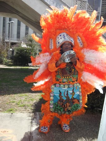 Treme & Mardi Gras Indian Cultural Tours