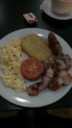 Song Hotel Sydney : Hot breakfast