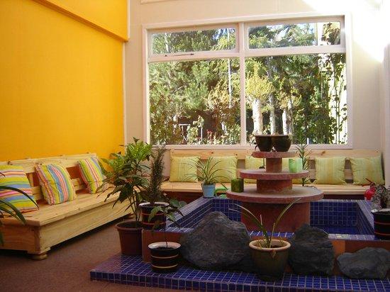 Hostel Natales: Area Comun y Descanso