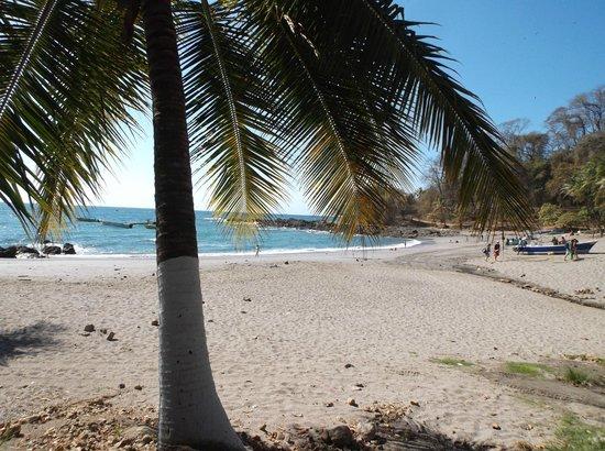 Hotel Luz de Mono: Beach downtown