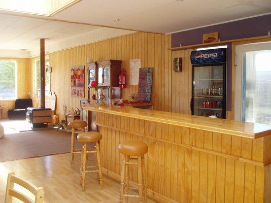 Hostel Natales: Pequeño Bar