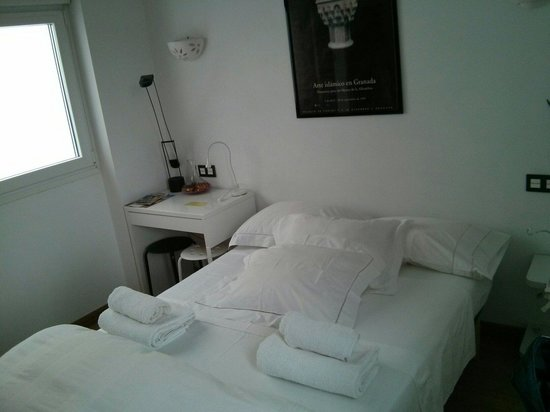 B&B Casa Alfareria 59 : Queen size bed