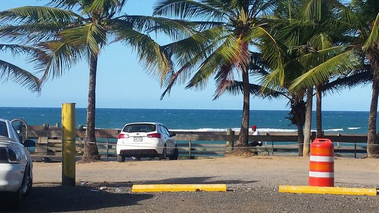 Mi Casita Seafood: Great view from the restaurant.