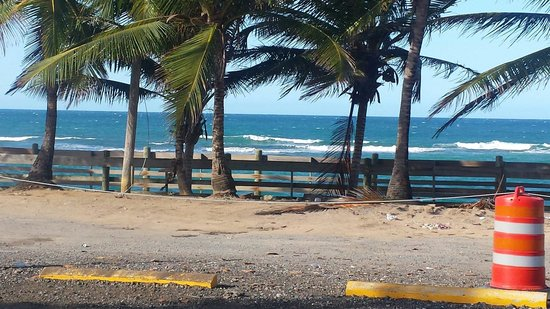 Mi Casita Seafood: Another great view.