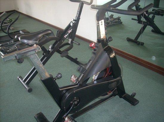 Hotel Morabeza : fitness room
