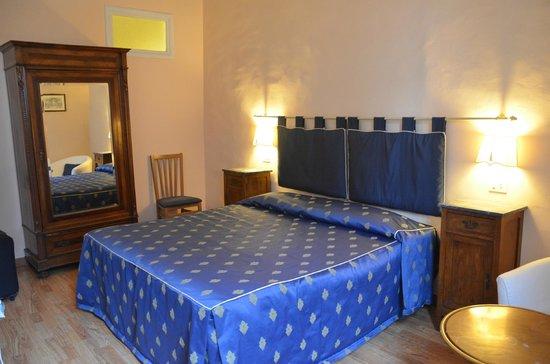 A Florence View B&B: Habitación azul