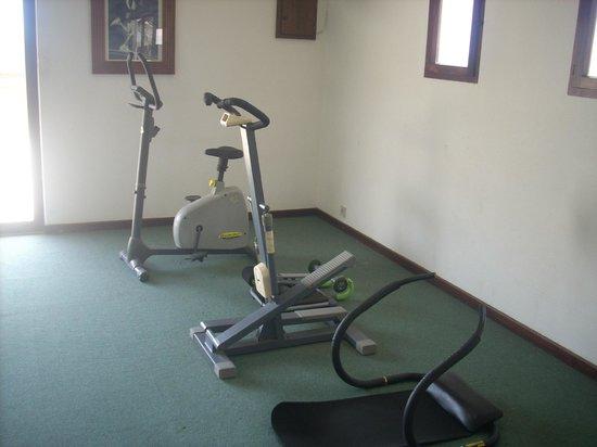 Hotel Morabeza: gym/fitness room