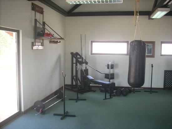 Hotel Morabeza: fitness room