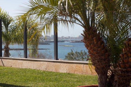Iberostar Anthelia : Sea from the hotel