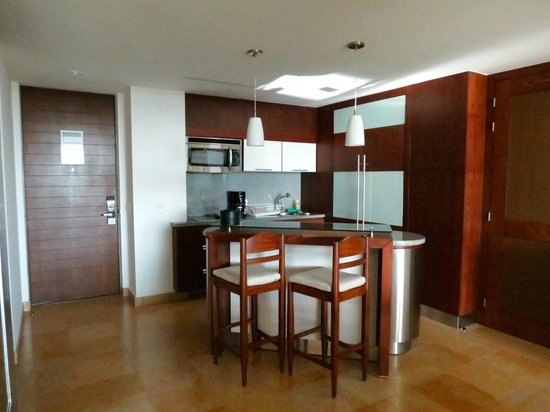 The Grand Bliss at Vidanta Riviera Maya: The Grand Bliss kitchen area.