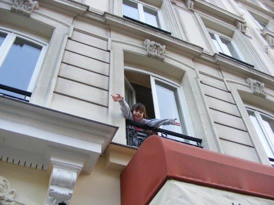 Hotel Marignan: Street View