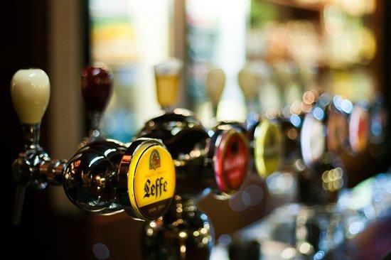 Suszterinas: 8 draught beers