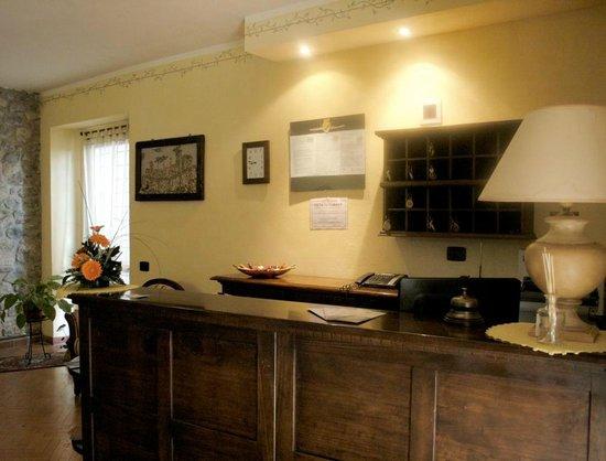 Relais Villa Valentini: reception