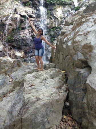 Sierra Nevada de Santa Marta : cascada de Marinca