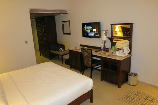 Sai Palace Hotel: Standard double room
