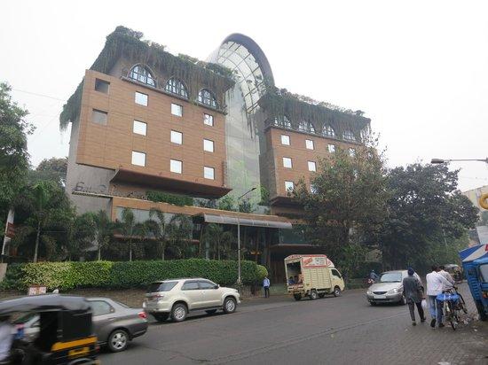Sai Palace Hotel: Hotel Sai Palace Andheri