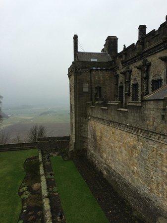 Prince's Walk - Stirling Castle