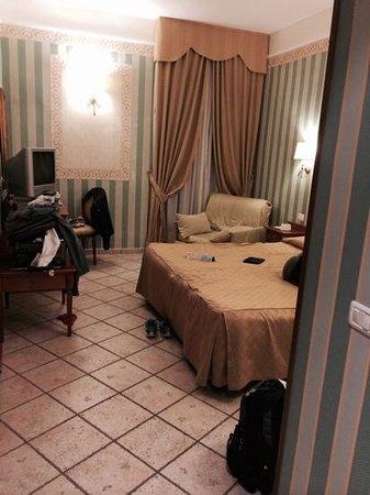 Hotel Golden: double room