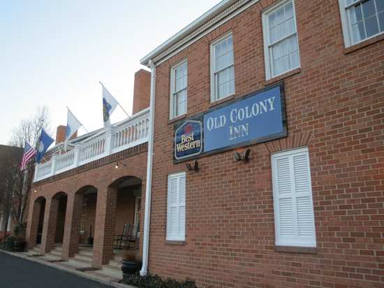 Old Colony Inn Alexandria: BEST WESTERN Old Colony Inn 2