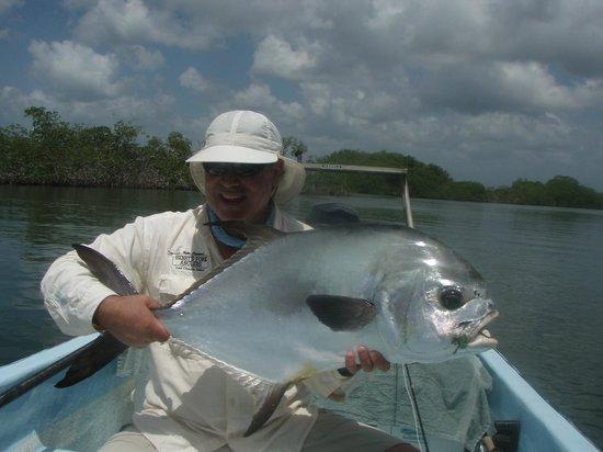 Belcampo Lodge: Incredible fish