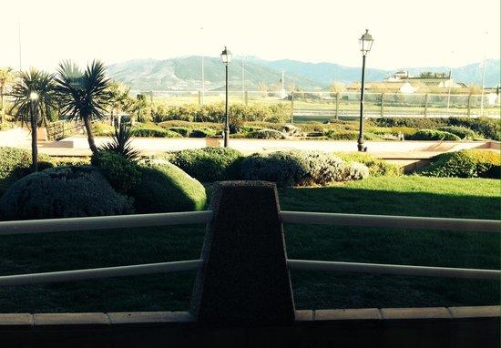 Hotel HO Ciudad de Jaen: Terraza Habitación