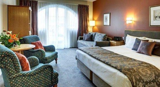 Heritage Hanmer Springs: Deluxe Hotel Room