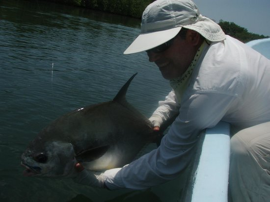 Belcampo Lodge: The release of the 25lb'r