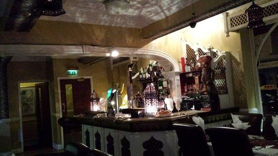 Bar in Khans Village