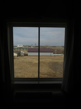 Holiday Inn Express & Suites Salina : View from fourth floor