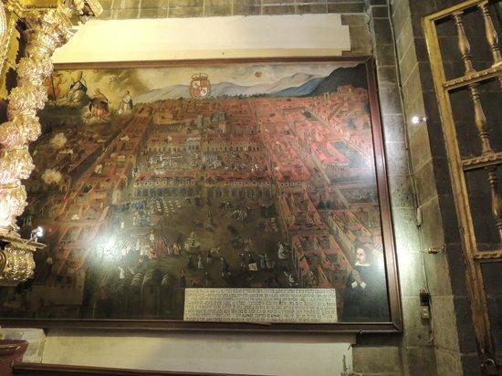 Catedral del Cuzco o Catedral Basílica de la Virgen de la Asunción: catedral de cusco