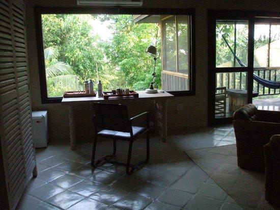Copal Tree Lodge, a Muy'Ono Resort : Desk in room