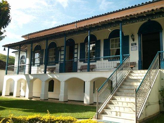 Hotel Fazenda Villa-Forte: Facade of `casa do senhor`