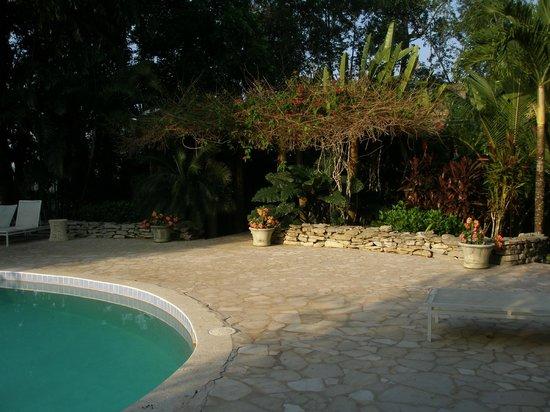 Belcampo Lodge: Pool side