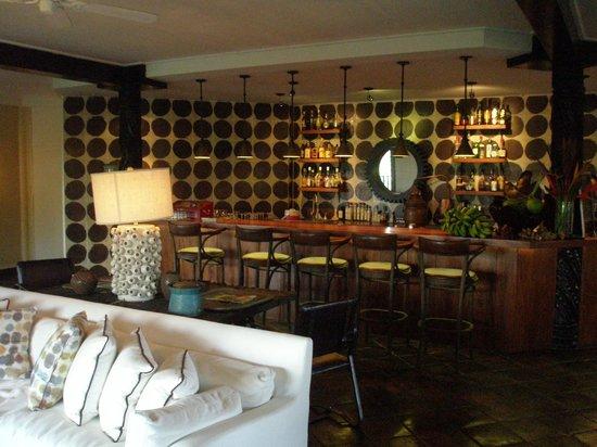 Belcampo Lodge : Rum bar