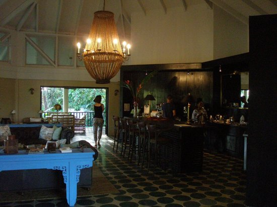 Belcampo Lodge: Rum bar