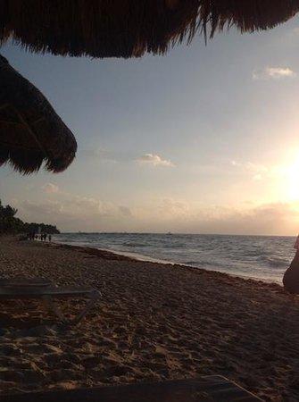 Mahekal Beach Resort: the beach at Mahekal