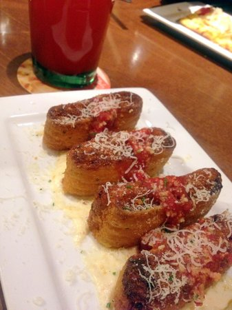 Lasagna Fritta Picture Of Olive Garden Lincolnwood Tripadvisor