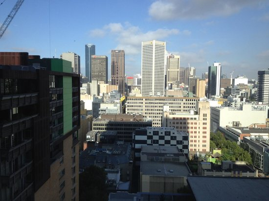 Citadines on Bourke Melbourne : View From Room