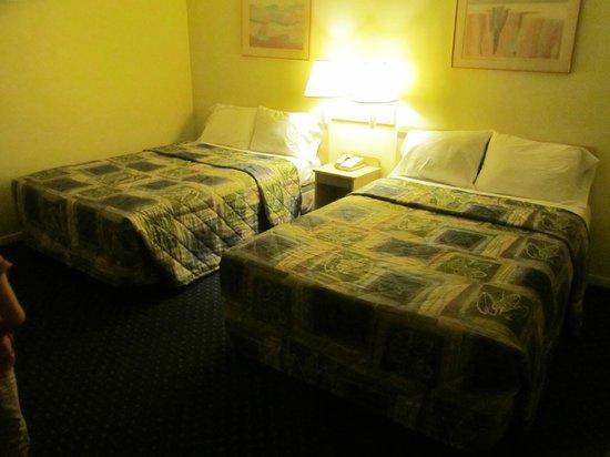 Rodeway Inn Downtown Phoenix: Beds