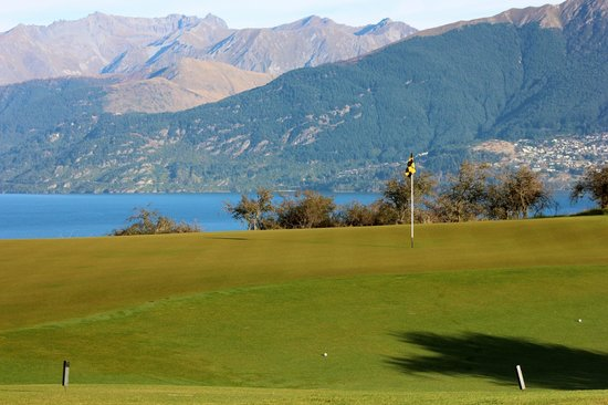 Jacks Point Golf Course Queenstown: view 5
