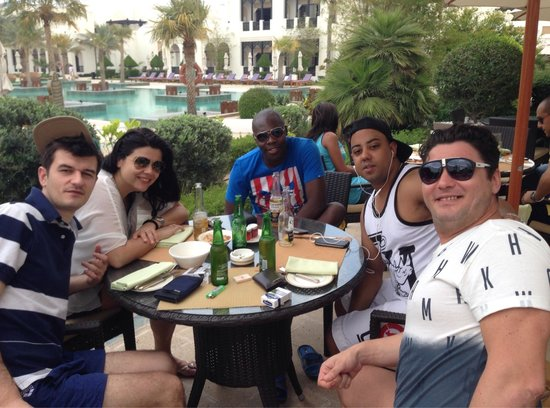 Sharq Village & Spa: Jalcdoha team