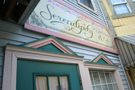 Serendipity Tea Room : Serendipity