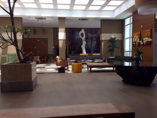 Blue Tree Premium Jade Brasília: Lobby