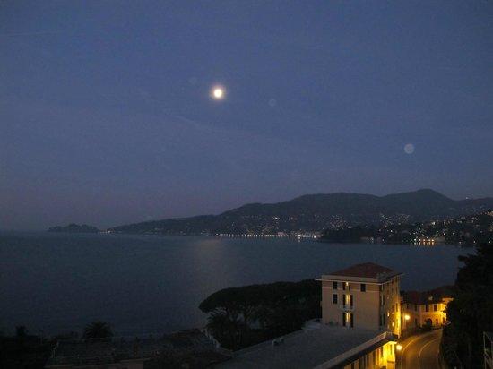 Grand Hotel Bristol Resort & Spa: night view from 306