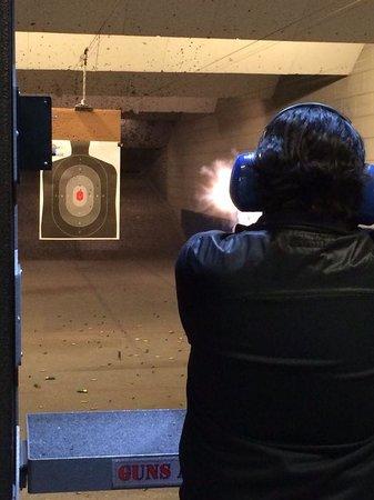 Gun Garage: bang
