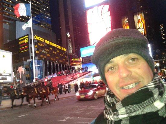 Times Square : Time Square