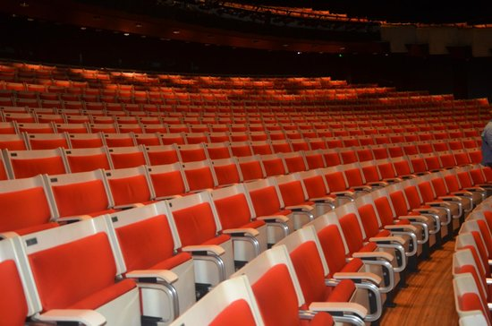 Sydney opera house pictures seating