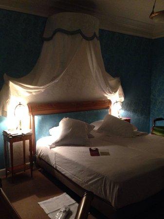 Hotel Negresco : Superior twin room